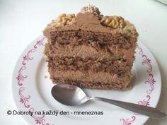 Recept Císařské řezy - Naše Dobroty na každý den Vanilla Cake, Banana Bread, Cooking Recipes, Sweets, Baking, Food, Advent, Knitting, Author