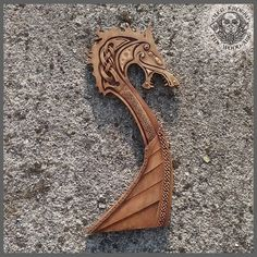 Drakar Wolf Viking Boat Odin Valhalla Home Decor Norse Thor Wood Picture Pagan Gods Carving Heathen Asatru Celtic Norse Rune Wall Hanging Norse Runes, Norse Mythology, Viking Dragon, Viking Ship, Escudo Viking, Thor, Rabe Tattoo, Celtic, Awesome Woodworking Ideas