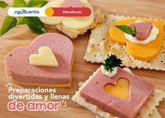 Sorprende a tu familia con esta receta deliciosa y cargada de amor ¡Seguro les encantará!
