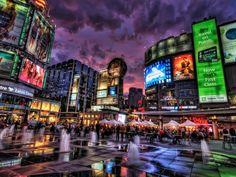 Visit Canada for cheap air fare