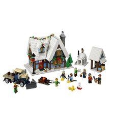 "LEGO Creator Winter Village Cottage (10229) - LEGO - Toys ""R"" Us"