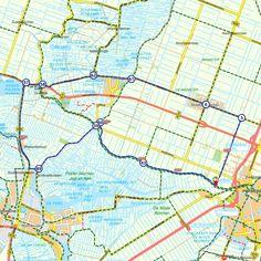 Fietsroute: Zuidoostbeemster, Markenbinnen en De Rijp  (http://www.route.nl/fietsroutes/118724/Zuidoostbeemster-Markenbinnen-en-De-Rijp/)