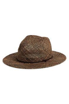 Straw hat - Brown - Men | H&M GB 1