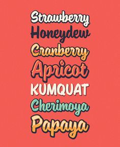 Paintlay typeface on Behance