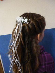 Kommunion Frisuren Die Für Schöne Erinnerungen Sorgen