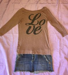 "ANN TAYLOR LOFT ""LOVE"" Boatneck SHIRT Boho Babe French Girl CoAcHella EUC XS #AnnTaylorLOFT #KnitTop"