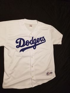 5161bf20e39 MLB Los Angeles Dodgers Cool Base Men s Plain Home Baseball Jersey - White    9.30 (1 Bid) End Date  Monday Oct-15-2018 11 30 55 PDT Bid now…