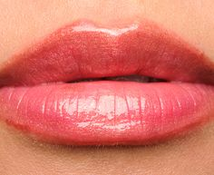 Burberry Cameo Pink Lip Glow Lipgloss Review, Photos, Swatches