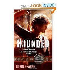 Hounded (Iron Druid Chronicles 1)