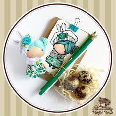 Bunny magic doll