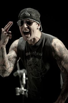 M. Shadows - Avenged Sevenfold *-*
