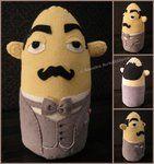 Hercule Poirot by ~annikamirjami