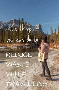 It can be pretty hard to get away from single-use plastics and waste when jetsetting. Luckily for us, there are many ways to reduce waste while travelling. Filter Bottle, Shoulder Muscles, Cool Notebooks, About Climate Change, Responsible Travel, Reduce Waste, Night City, Shampoo Bar, Wild Life