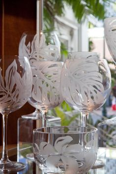 1000 Images About Glassware On Pinterest Tropical Home