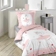 Parure de lit enfant danseuse 140x200 Bed Sets, Bedding Sets, Comforters, Ballerina, Blanket, Room, Furniture, Home Decor, Motifs