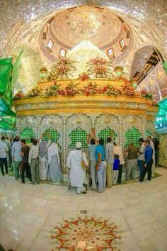 Shrine of Imam Husayn ibn Ali - Karbala