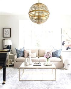 30 Marvelous Picture of Formal Living Room . Formal Living Room Foothill Drive Project Formal Living Room In 2018 Home Clean Living Room, Formal Living Rooms, Home And Living, Beige Sofa Living Room, Small Living, Cozy Living, Coastal Living, Beige Couch Decor, Neutral Sofa