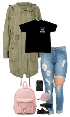 """""""2/25/16"""" by njamisonnina ❤ liked on Polyvore featuring Topshop, adidas and NOVA"""