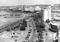 The Esplanade, Durban News South Africa, Durban South Africa, South Afrika, Kwazulu Natal, Historical Pictures, African History, Historical Society, Old Pictures, East Coast