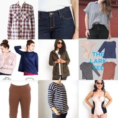 My #2017makenine goals are all about basics and classic wardrobe builders. And also I really need to work through my stash. I've already purchased all of these patterns and have stash fabrics in mind. -I've got so many versions of the #archerbuttonup planned but haven't managed to get through them. Buttondown shirts are usually a staple in my winner wardrobe and I'm looking forward to having more. -the #gingerjeans I made this fall are great and I've got some cone mills denim ready for the…