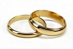 Two 14 Karat Yellow Gold Rings. Lot 165-7057