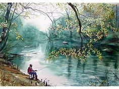 Watercolor Society of North Carolina- promoting watercolor painting in North Carolina through juried exhibitions and demonstrations