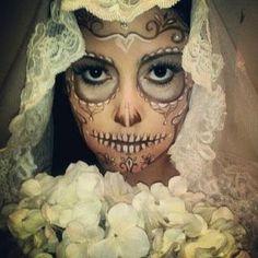 gorgeous! -  Dia de los Muertos