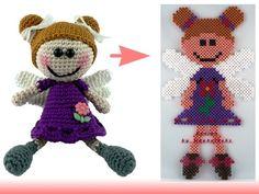 Hart Arbeitend Bügelperlen Vorlage Kreis Einzeln Hama Ansehen Top Spielzeug Basteln & Kreativität