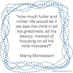 Reflecting on my goal for 2019 - a quote by Maria MontessoriYou can find Maria montessori and more on our website.Reflecting on my goal for 2019 - a quote by Maria Montessori Learning Quotes, Parenting Quotes, Education Quotes, Kids And Parenting, Parenting Hacks, History Education, Teaching History, Leadership Quotes, Montessori Education
