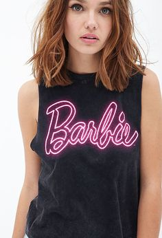 Barbie tank top - Forever21