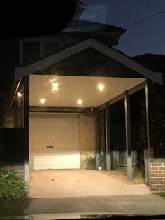Carport lights