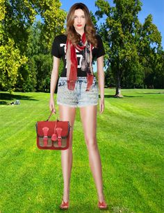 Look from latest collection of: Adidas, BamBam, Bensimon, Clarks, Cubus. GLAMSTORM.COM - virtual stylist.