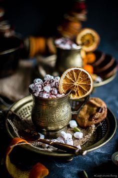 Orange Cardamom Hot Chocolate is seriously rich, silky smooth and aromatic drink perfectly spiced with a hint of orange and cardamom and made in 10 minutes. Yummy Drinks, Yummy Food, Vegan, Comida India, Dark Food Photography, Food Backgrounds, Aesthetic Food, Food Pictures, Love Food