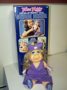 Was my favorite toy as a little girl!  Mom still has it in the attic, I need to find it for Lydia :)
