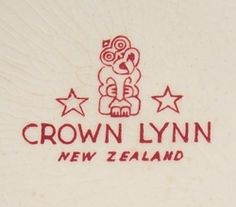 Marks from New Zealand ceramics manufacturer Crown Lynn. Photos from NZ Pottery Forum and Collectiques. Ceramic Manufacturer, Long White Cloud, Nz Art, Kiwiana, Swedish Design, Art Series, Contemporary Artwork, My Mood, Vintage China