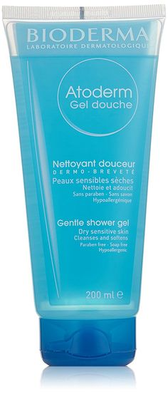 Bioderma Atoderm Shower Gel, 6.7 fl oz *** Be sure to check out this awesome product. (This is an Amazon Affiliate link)