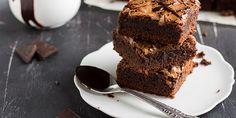 Long-Life Brownies - Lady World Chocolate Brownie Cake, Dark Chocolate Chips, Empanadas, Cocoa, Hazelnut Butter, Homemade Pastries, Raw Cacao Powder, Gula, Quinoa