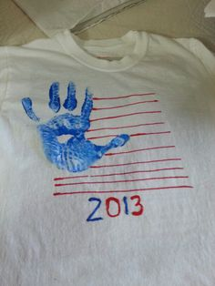 Cute idea for a 4th of July craft with the kids!