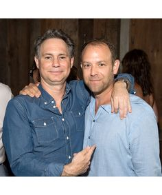 The East End event—held at chic farm-to-table restaurant Topping Rose House—was hosted by DuJour CEO and founder Jason Binn, former NYC police commissioner Ray Kelly and Just Drew designer Andrew Warren and was presented by EAST, Miami. Pictured: Jason Binn, Stan Sandberg.