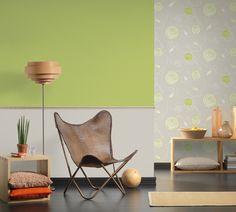 Die 23 Besten Bilder Von Tapete Grun Wall Papers Designer