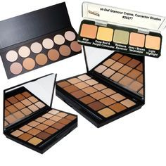 Camera Ready Cosmetics - Graftobian Royal Makeup Package, $267.97 (http://camerareadycosmetics.com/products/graftobian-royal-makeup-package.html)