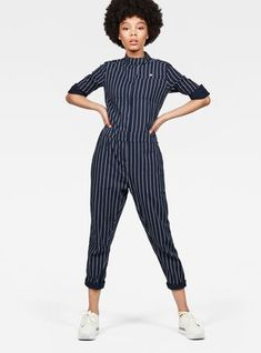 33cee1f78ad Pharrell Williams x G-Star Elwood X25 3D Boyfriend Women s Jeans. Racer  JumpsuitPharrell ...