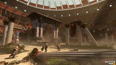 ryse of rome colosseum - Google Search