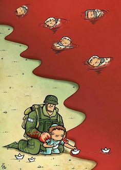 Kafirlerden empati duygusu ölmüş!