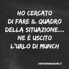 Munch...