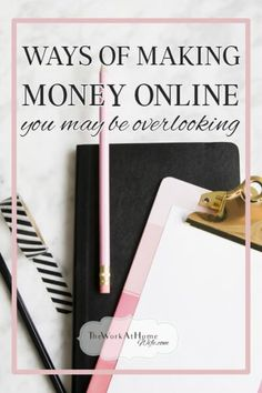 When it comes to ways of making money online, we usually think of things like customer service or blogging. There are so many options in between.