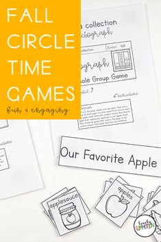 Do you need games for your whole group circle time? This HUGE pack includes 40 whole group games covering 20 different skills. Each games includes labels, instructions and the printables needed. Play Based Learning, Learning Centers, Learning Activities, Preschool Centers, Preschool Classroom, Circle Time Games, Letter Identification, Early Reading, Phonological Awareness