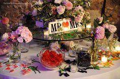 Una de #chuches para endulzaros la tarde. ¿A qué mola el #CandyBar de la #boda de Thibau Y Laia? #Fotografía
