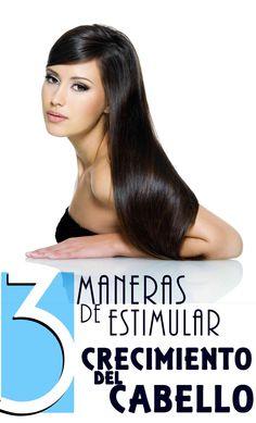 #Consejos sobre cómo #estimular el #crecimiento del #cabello. #salon #estilista #Salon #belleza