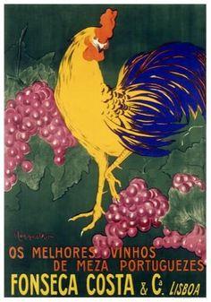 Vinhos de Meza, Fonseca Costa & Compª   Portugal